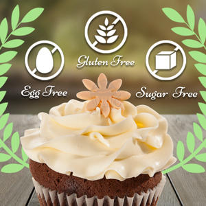 Gluten, Egg or Sugar Free